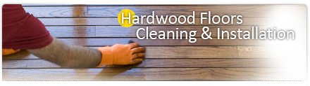 cleaning hardwood floors in San Francisco,CA